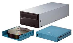 Systeme de stockage Sony