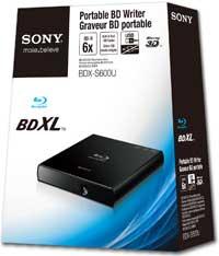 Sony BDX-S600U